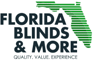 Florida Blinds and More Logo